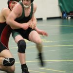 Wrestlers Do Well at Conference Meet
