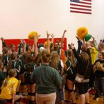 Volleyball beats Mio, Advances to Reg Final