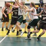 Forest Area High School Girls Varsity Basketball falls to Pellston High School 31-59