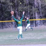 Forest Area High School Varsity Softball falls to Inland Lakes High School 15-0