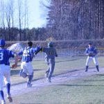 Forest Area High School Varsity Baseball falls to Inland Lakes High School 18-3