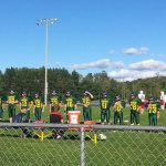 Forest Area Middle School Football beat Charlton Heston Academy 58-6