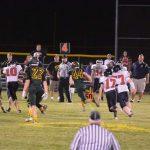 Forest Area High School Varsity Football beat Crossroads Charter Academy 54-6