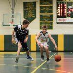 Boys Varsity Basketball Home Vs. Gaylord St. Marys