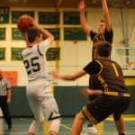 Boys Varsity Basketball Home Vs. Pellston