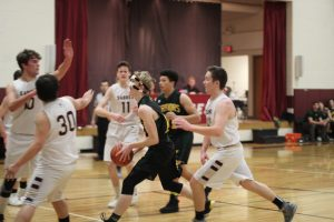 Boys Varsity Basketball @ TCC