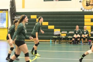 Girls Varsity Volleyball Vs. Mancelona