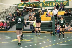 Varsity Volleyball Vs. Gaylord St. Marys