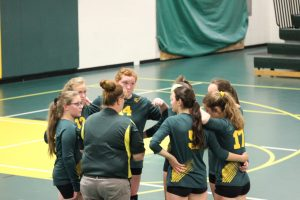 JV Volleyball Home Vs. Pellston