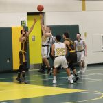 Boys Varsity Basketball Home Vs. Pellston
