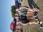 Girls cross country finished in 4th place