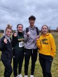 Cross country conference finals
