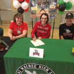Pons Signs With Rhodes College