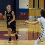 Girls Varsity Basketball falls to Palm Harbor 68 – 45