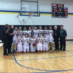 Lady Hornets District Champs!