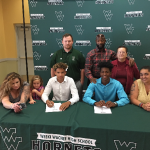 Thomas, Young Sign LOI with Webber International