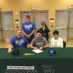 Moran Signs With Dakota State
