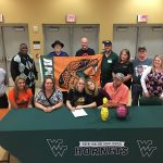Militscher Signs D1 Scholarship with FAMU