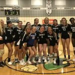 Girls Varsity Volleyball beats Nature Coast Sharks 3 – 1