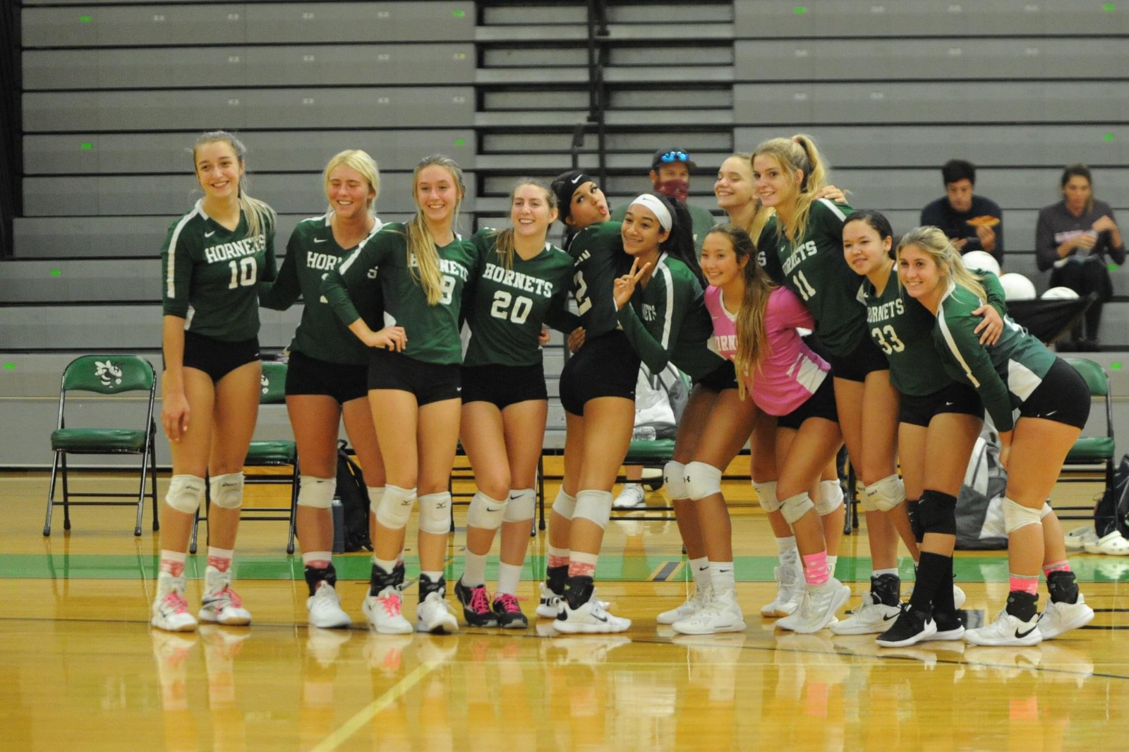 Hornets Volleyball Advances to Regional Semifinal!!