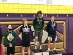 Wrestling Advances 4 to Regionals
