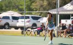 Girls Tennis District