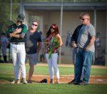 Baseball Senior Night 2021