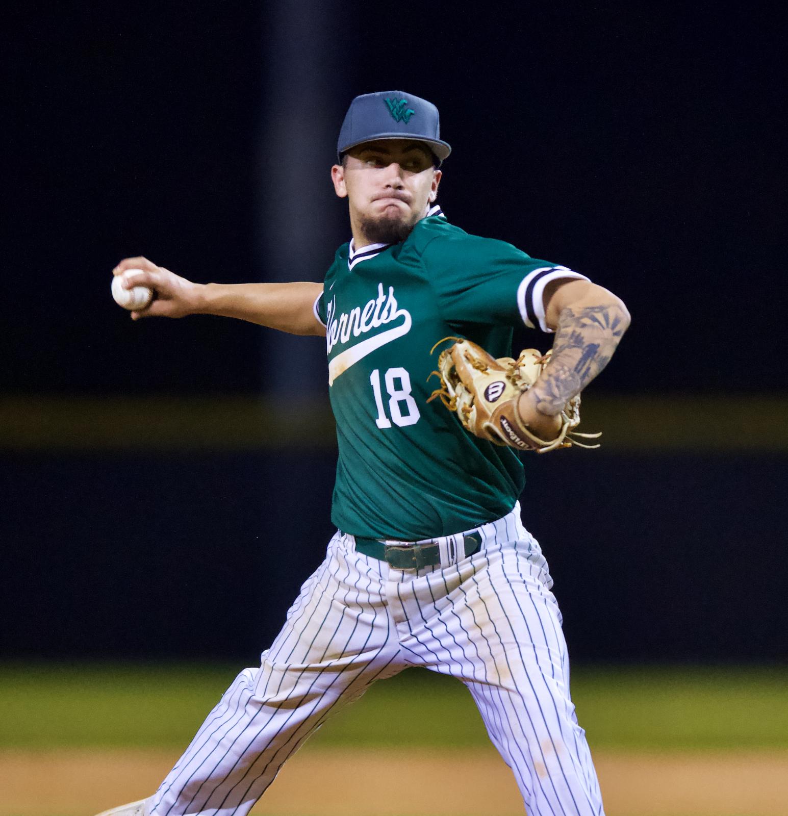 Baseball vs NCT and South Sumter 2021