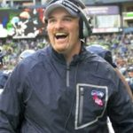 Seattle Seahawks' Coach Draws Strength From Catholic Church  by Trent Beattie