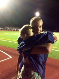 Football + Camp Attitude = Love
