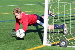 Seton Catholic Boys Soccer Season 2015