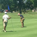 Kutch Fires Opening Round 68 to Lead State Golf Tourney!