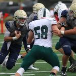 Football Faces Another Large Task as They Host Nestucca Saturday