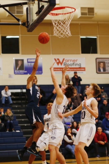 Cougars End Six Year Drought With 1 Point Victory Over Kings Way 65-64!