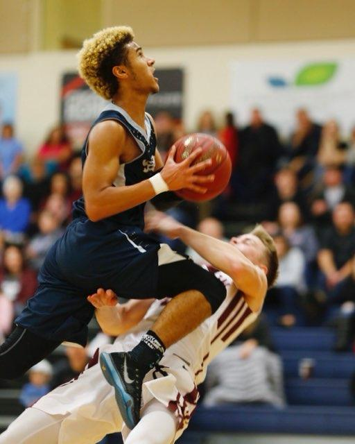 Seton's Isaiah Parker Recognized as One Of County's Top Multi Sport Athletes
