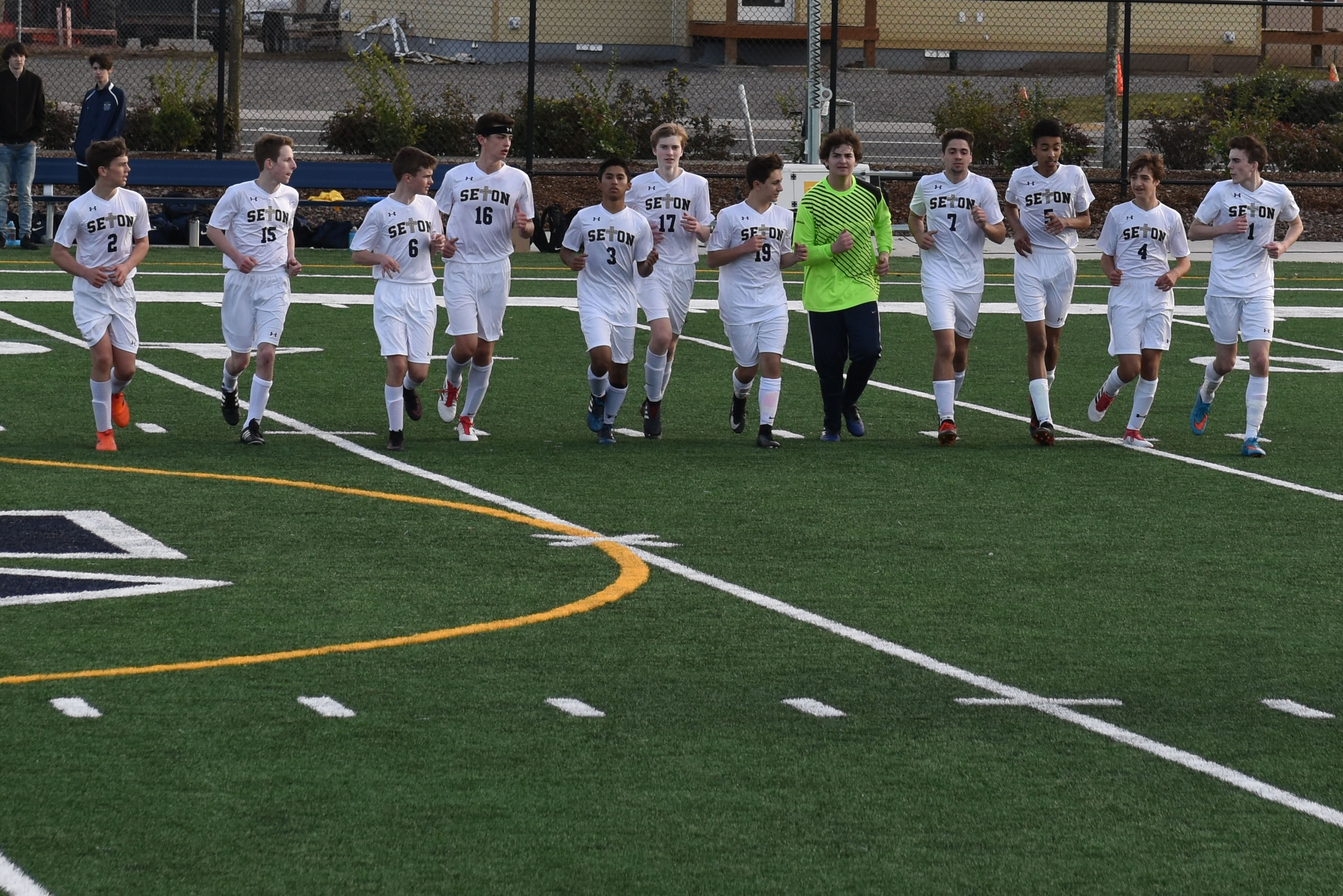 Boys Soccer Beat The Heat And The Bulldogs With 4-0 Victory At Home