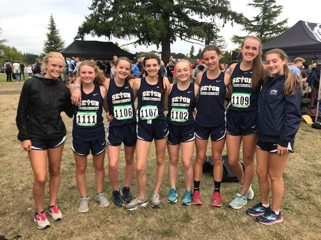 Cross Country Performs Well at Meriwether Invite!