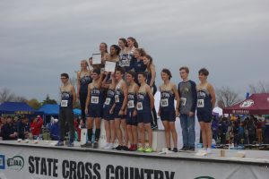 Cross Country at State!
