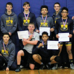 Seton Wrestlers Impress at Districts