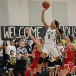 Jasmine Morgan Nominated For Columbian Newspaper's All Region Girls Basketball Team