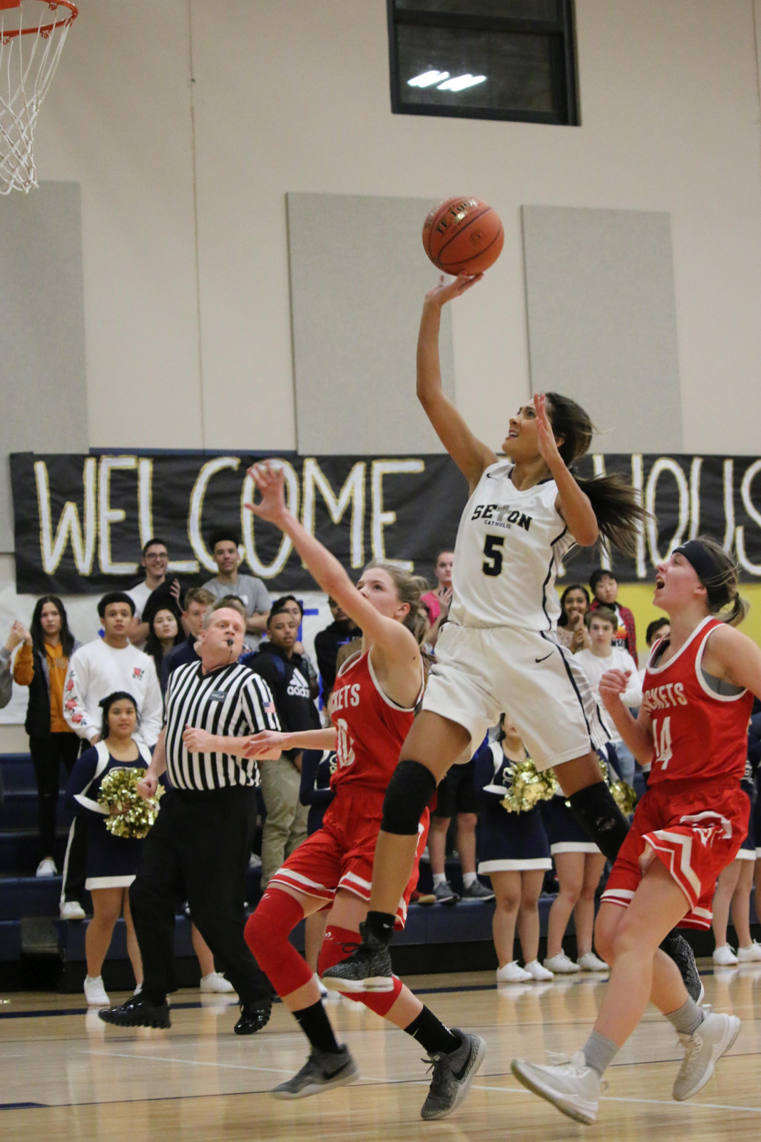 Jasmine Morgan Nominated For Columbian Newspaper's All Region Girls Basketball Team