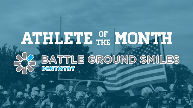 VOTE: Battle Ground Dentistry February Athlete of the Month