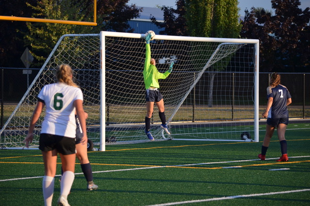 Seton's Kate Willis Records 21 Saves In Season Opener