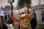 Seton Cougar Mascot - Sebastian!
