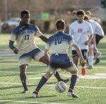 Varsity Boys Soccer Move Forward in Districts