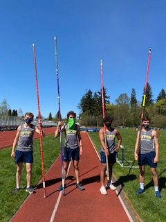 Varsity Track Starts District Championships