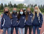 Seton Catholic Girls Cross Country Captures State Title!