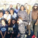 VP Women's T&F, another big finish at Mitchell Invite