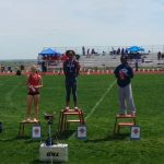 VP Women's Track State Championship Qualifiers!