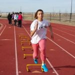 VP Women's Track & Field Photos 2016